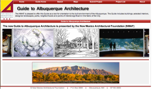 The Guide to Albuquerque Architecture