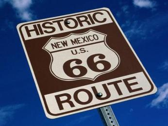 Rt66Sign