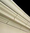 Pre-cast cornice will reference nearby historic buildings.