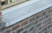 Pre-cast window sill will reference nearby historic buildings.