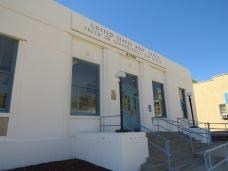 U.S. Post Office built in 1939