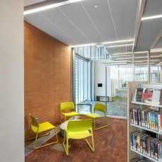 Library Interior (Photo by Kirk Gittings)