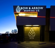 Bow & Arrow Brewing (photo by Patrick Coulie)