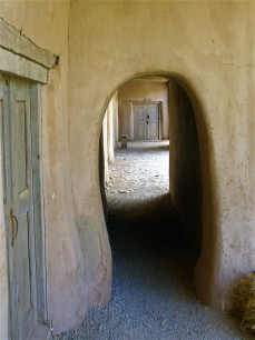 Doorway at Hacienda de los Martinez. Photo credit: Ken Hartke