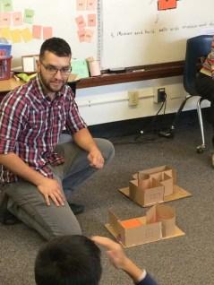 John Florez showcases how to build a 3-D model