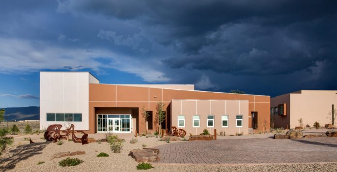 UNM Taos Student Success Center Photo credit: http://hbconstruction.com/portfolio/unm-taos-student-success-center/