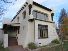 The Fechin House