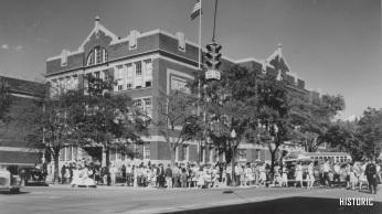 Old ABQ High School Lofts
