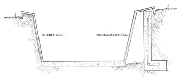 Sketch of Ramp Construction